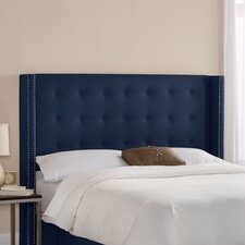<strong>Skyline Furniture</strong> Patriot Upholstered Wingback Headboard