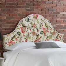 High Arch Tufted Headboard