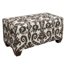 <strong>Skyline Furniture</strong> Marrakesh Upholstered Storage Bench