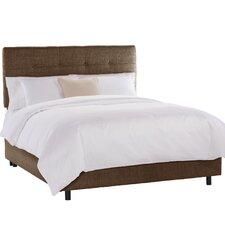Groupie Panel Bed
