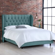 Wingback Bed