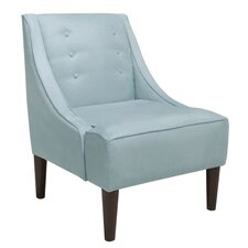 <strong>Skyline Furniture</strong> Swoop Arm Chair