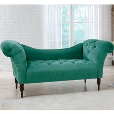 Green Indoor Chaise Lounges | Wayfair