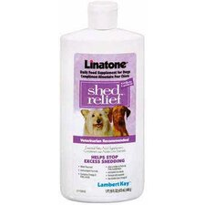 Linatone Shed Relief Food Supplement for Dogs