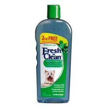 Fresh N Clean Baby Powder Conditioning Shampoo for Dogs