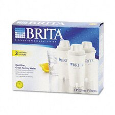Pitcher Replacement Filters, 3/Pack