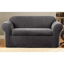 <strong>Sure-Fit</strong> Stretch Metro 2-Piece Sofa Slipcover