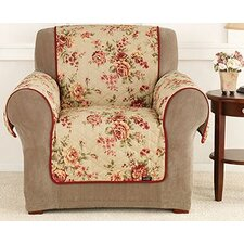 <strong>Sure-Fit</strong> Lexington Floral Pet Chair Cover