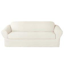 Twill Supreme Sofa Slipcover