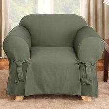 <strong>Sure-Fit</strong> Logan Chair Slipcover