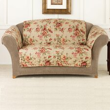 <strong>Sure-Fit</strong> Lexington Floral Pet Sofa Pet Cover