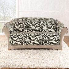 Zebra Quick Sofa Cover