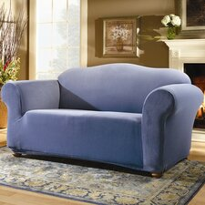 <strong>Sure-Fit</strong> Stretch Pearson Loveseat Slipcover