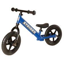 "Boy's 12"" Classic No-Pedal Balance Bike"