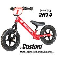 "Boy's 12"" Sport No-Pedal Honda Balance Bike"