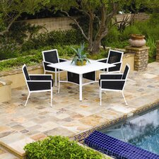 <strong>Koverton</strong> Parkview Woven 5 Piece Dining Set