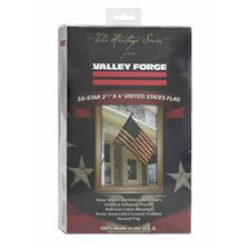 <strong>Valley Forge Flag</strong> Heritage Series United States Traditional Flag