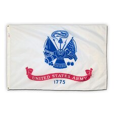 <strong>Valley Forge Flag</strong> United States Army Military Traditional Flag