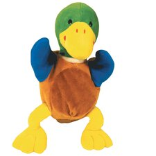 Wood Duck Puppet