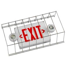 Wire Guard for Exit and Combo Units