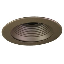 "4"" Specular Cone with Brushed Aluminum Trim Ring"