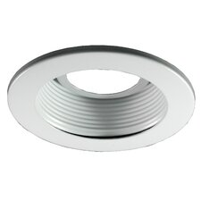 "<strong>Royal Pacific</strong> 3"" Baffle Trim for Recessed Housing in White"