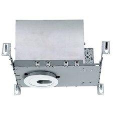 "IC Airtight Line Voltage 4"" Recessed Housing"