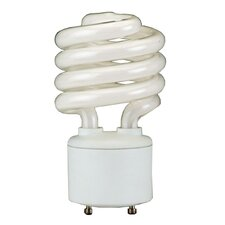 23W GU24 (2700K or 4100K) Self-Ballasted Dimmable Light Bulb (Pack of 12)