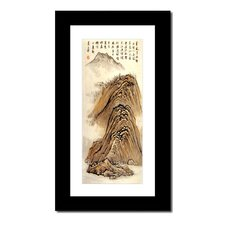 Mountains by Lin Hung Tsung Framed Painting Print