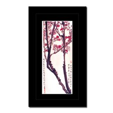Spring Blossoms by Lin Hung Tsung Framed Painting Print