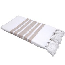 Herringbone 100% Turkish Cotton Pestemal/Fouta Bath Towel