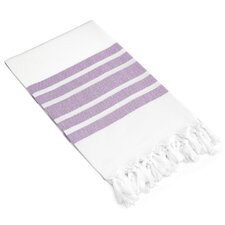 Herringbone Turkish Cotton Pestemal / Fouta Bath Towel
