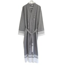Big & Tall Unisex Super DeLuxe Pestemal Bathrobe