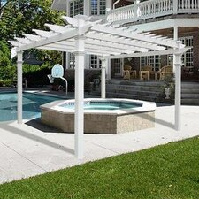 <strong>New England Arbors</strong> Regency Pergola