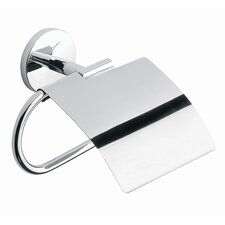 One Series Covered Toilet Paper Holder in Chrome