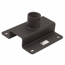 "Offset Fixed Ceiling Plate use with 1 1/2"" NPT"