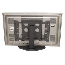 "XpressShip PTS Series Fixed Universal Desktop Mount for 30"" - 50"" LCD/Plasma"