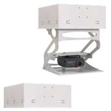 Smart-Lift Automated Projector Mount for Suspended Ceiling