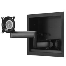 Small Flat Panel In-Wall Swing Arm Accessory