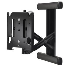 "Medium Articulating Arm In-Wall Mount for 10"" Flat Panel Screens"