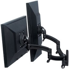 <strong>Chief Manufacturing</strong> Kontour Dual Arm Wall Mount
