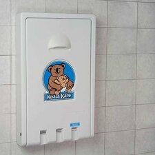 <strong>Koala Kare Products</strong> Vertical Baby Changing Station