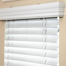 "Insulation Blind in White - 54"" H"