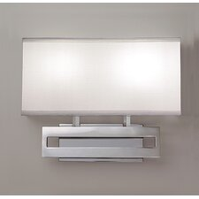 <strong>ILEX Lighting</strong> Broadway 2 Double Wall Sconce