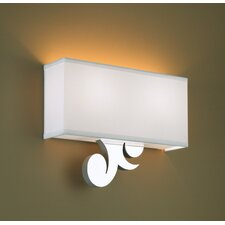 <strong>ILEX Lighting</strong> Lafayette Double Wall Sconce