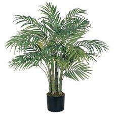 Silk Areca Palm Tree with Pot