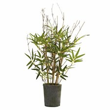 <strong>Nearly Natural</strong> Nearly Natural Bamboo Tree in Pot
