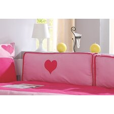 Seitenkissen in Pink / Rosa
