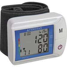 Digital Blood Pressure Wrist Monitor