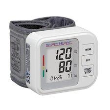 Smart Heart Automatic Digital Blood Pressure Wrist Monitor